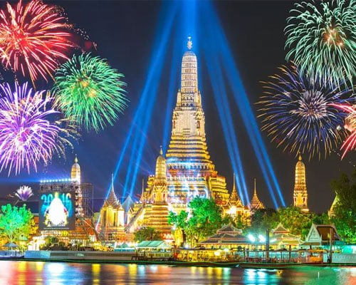 Thailand New Year